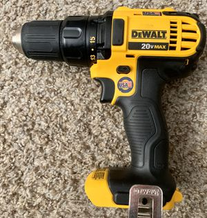 Dewalt Cordless Drill/Driver DCD780 w/1.5ah Battery/charger and hard case $85.00 FIRM!! for Sale in Greenwood, IN