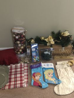 Christmas Items for Sale in Woodstock,  GA