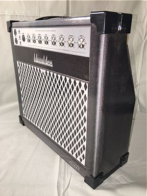 NXT WowWee Paper Jamz Guitar Amp Real Working Speaker Amplifier SERIES 1 3.5mm Stereo Jack Input Audio Output for Sale in Chicopee, MA