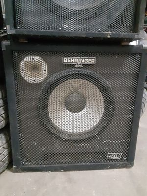 Speakers for Sale in MONTGOMRY VLG, MD