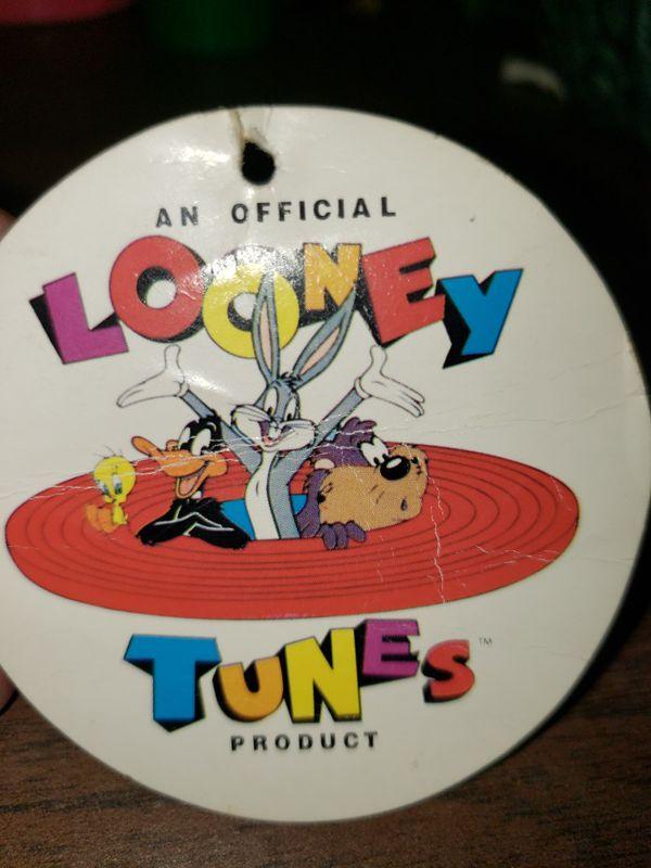 "Looney tune Plush tweety bird 8"""