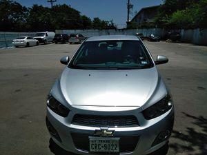 13 Chevy Sonic Ltz auto for Sale in San Antonio, TX
