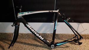53cm Bianchi 928 Carbon Frame for Sale in Naperville, IL