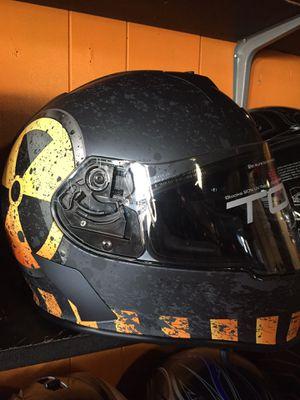 New toxic dot motorcycle helmet $110 for Sale in Santa Fe Springs, CA
