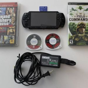 PSP 2001 Tested Plus 4 Games 2gig Card for Sale in Waterbury, CT