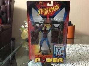 Spider-Man Spider Power Flip and Swing Spider-Man for Sale in Medinah, IL
