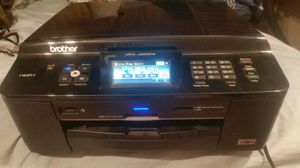 Brother printer model MFC j825DW for Sale in Tempe, AZ