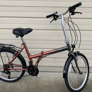 Adventurer Folding Bike like NEW for Sale in Sacramento, CA