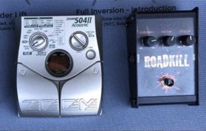 Old School Guitar Effects Pedals for Sale in Lynnwood, WA
