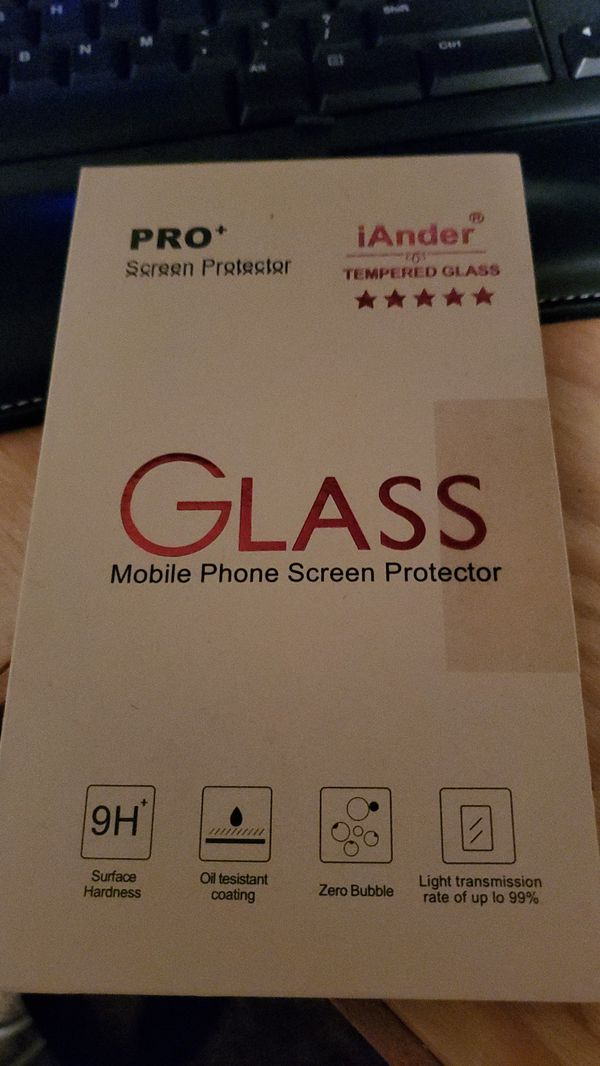 Samsung Galaxy S8 - Unlocked No Carrier - Case and Glass Protector
