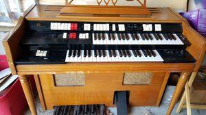 1960's Electric Wurlitzer Organ no Bench- Needs some TLC - YOU HAUL for Sale in Camano, WA