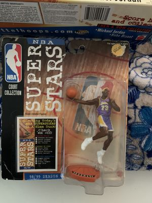 1998/99 Dennis Rodman Lakers Action Figure $39 OBO for Sale in Delray Beach, FL