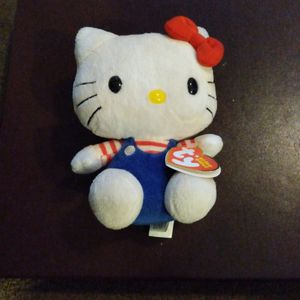 Ty Beanie Baby Hello Kitty BY Sanrio MINT CONDITION for Sale in San Diego, CA