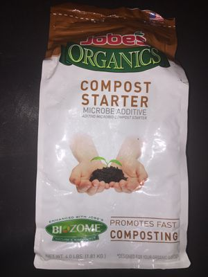 Compost Starter *BRAND NEW, NEVER USED* for Sale in Meriden, CT