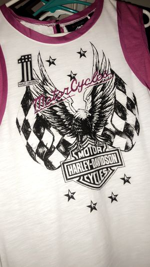 Woman Harley Davidson Top for Sale in Reedley, CA