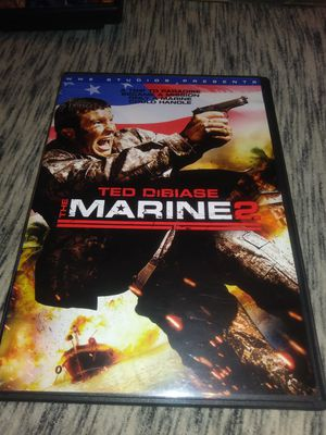 WWE THE MARINE 2 DVD for Sale in Kansas City, MO