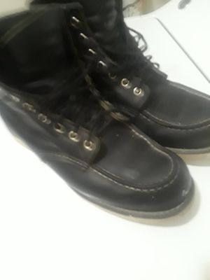 Red Wing work boots size 10D for Sale in Perris, CA
