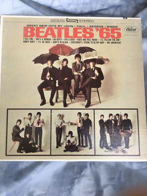 Beatles'65 Album for Sale in Garland, TX