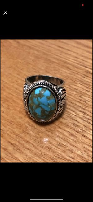 Turquoise size 7.5 for Sale in Anchorage, AK