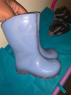 Toddler girl rain boots for Sale in NY, US