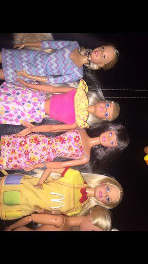 Dolls/Barbie for Sale in Santa Ana, CA