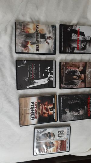 Denzel Washington movies for Sale in Indianapolis, IN