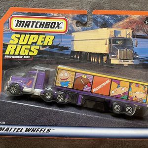 Brand New Matchbox Super Rigs Rugrats for Sale in San Diego, CA