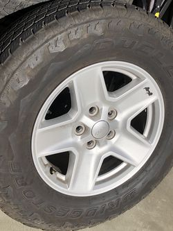 Jeep Wheels And Tires for Sale in Ontario,  CA
