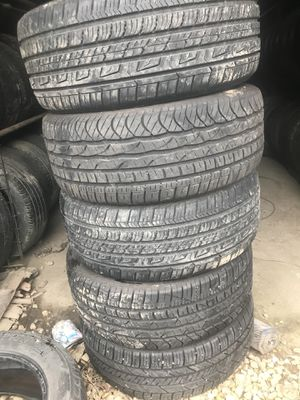 225/50zr17with 90%tread plus almost any other size for Sale in Edgar Springs, MO