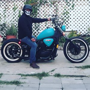 Motorcycle bobber for Sale in Fort Worth, TX