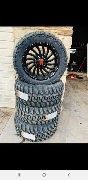 Ford F150 wheels and tires for Sale in Phoenix, AZ