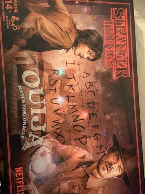 Stranger Things Ouija Board for Sale in Woodbridge, VA