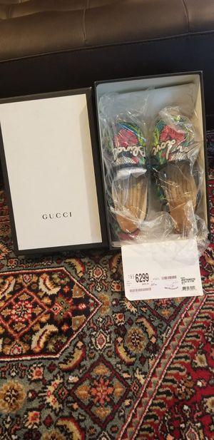 Gucci 100 % original authentic lady shoes NIB for Sale in Woodbridge, VA