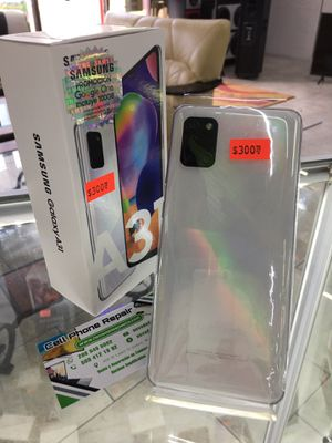 Samsung Galaxy A31 desbloqueado NEW for Sale in Pasco, WA
