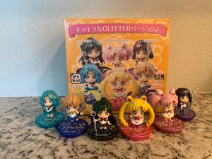 Sailor moon petit chara glitter edition for Sale in San Diego, CA