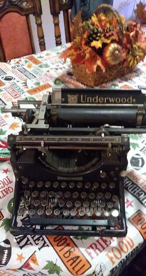 Underwood N10 for Sale in Tomahawk, WI