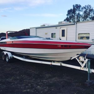 28 foot scarab 502 with blower for Sale in San Leandro, CA