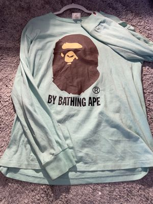 Bape long sleeve size XL for Sale in Middleburg, FL