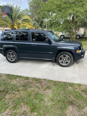 2008 Jeep Patriot Sport for Sale in Crystal River, FL