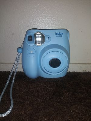 Instax mini 7s baby 💙blue Poloroid💙 for Sale in South Gate, CA