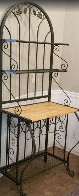 Wine bakers rack for Sale in Port Orchard, WA