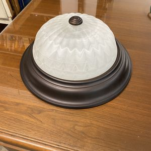 "Classic light fixture, 10"" diameter for Sale in Woodway, WA"