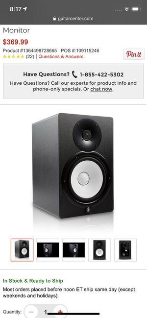 Yamaha Speakers for Sale in Petersburg, VA