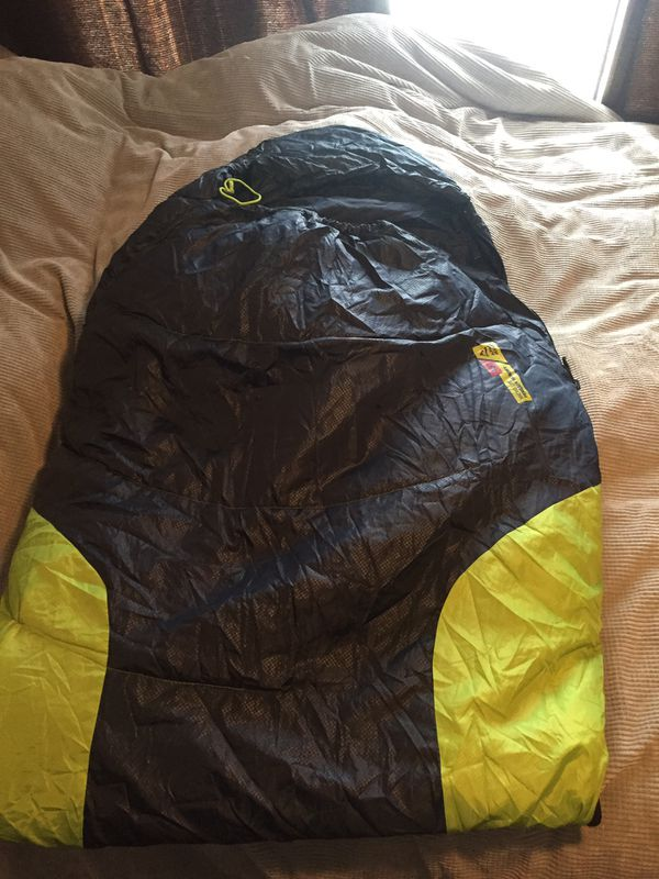 Alpine design 45° micro light sleeping bag