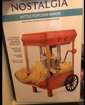 Pop corn machine for Sale in Colorado Springs, CO