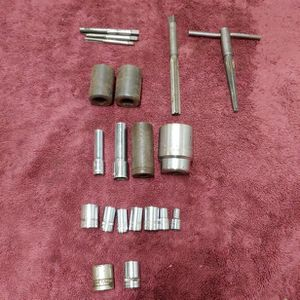 Snap-on, Blue-Point, Cornwell, Williams, Craftsman, SK Tool Lot sockets used for Sale in Romeoville, IL