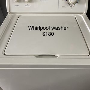 Whirlpool Washer for Sale in Homestead, FL
