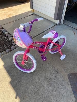 Little girls Huffy SO SWEET bike 16in wheels Almost New for Sale in San Diego, CA