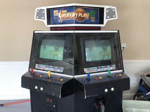Arcade game NBA play by PLAY PRE CURSOR TO NBA JAM for Sale in Atlanta, GA