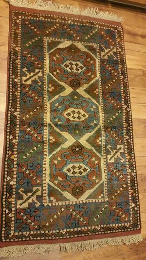 NEW Authentic Handwoven Turkish Carpet/Rug - 100% WOOL for Sale in Scottsdale, AZ